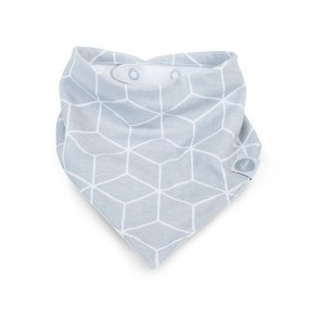 Jollein Slab Bandana Graphic Grey