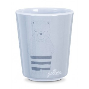 Jollein Beker Wild Animals Grey