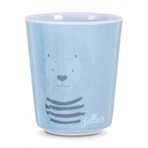 Jollein Beker Wild Animals Soft Blue