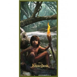 Strandlaken The Jungle Book Mowgli