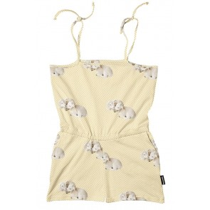 Snurk Kids Playsuit Little Lambs