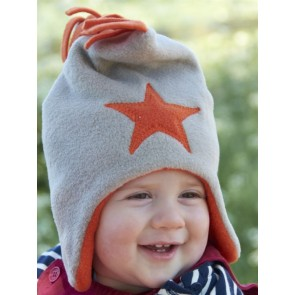 Buggy Snuggle Kindermuts Pebble - Orange Star S