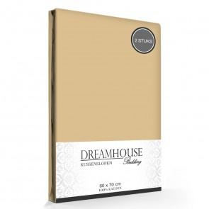 Kussenslopen Taupe Dreamhouse (2-stuks)