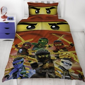Lego Ninjago Dekbedovertrek Collective