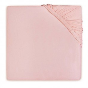 Little Lemonade Hoeslaken Jersey Soft Pink 40x80cm
