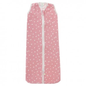 Little Lemonade Zomerslaapzak Dots Pink 110cm