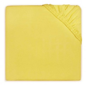 Little Lemonade Hoeslaken Jersey Little 60x120cm Ocher