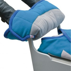Handenwarmer Kinderwagen Native Blues (Lodger)