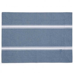 Marc O'Polo Placemat Lovon Smoke Blue