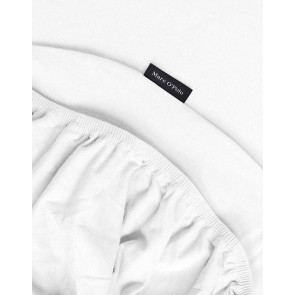 Marc O'Polo Jersey Hoeslaken White