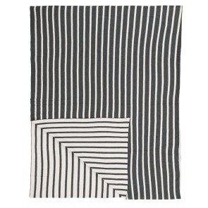 Marc O'Polo Plaid Arre Anthracite (130x170cm)