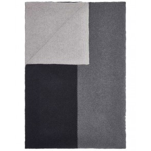 Marc O'Polo Plaid Klorr Anthracite 130 x 170 cm (1)