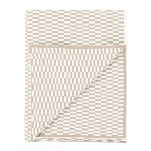 Marc O'Polo Plaid Yara Beige (130x170cm)