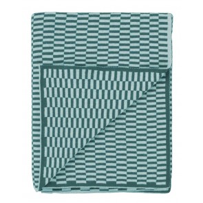 Marc O'Polo Plaid Yara Sage Green (130x170cm)