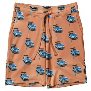 Snurk Shorts Man Bumper Cars