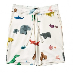 Snurk Shorts Man Paper Zoo