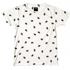 Snurk T-shirt Uni Blackberries