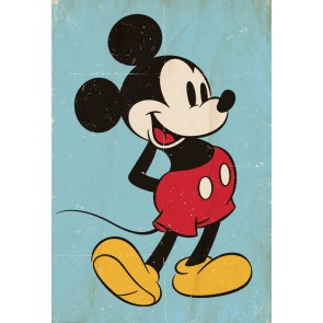 Mickey Mouse Fotobehang (Wallpaper)