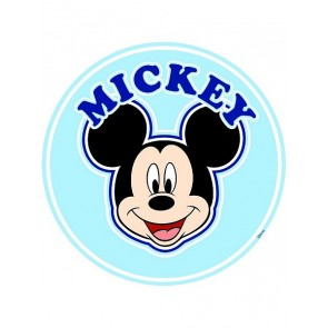 Mickey Mouse Sticker Ø 66 cm