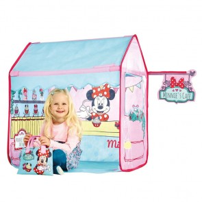 Speeltent Minnie Mouse met tas