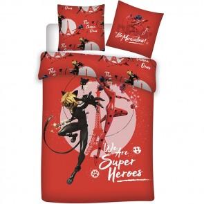 Miraculous Dekbed Super Heroes
