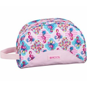 Moos Beauty Case Flamingo Pink
