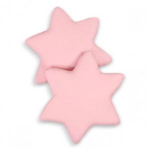 My Sweet Baby Kussen Ster Pastel Roze (2-delig)