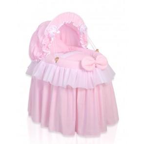 My Sweet Baby Poppenwagen/bedje Roze