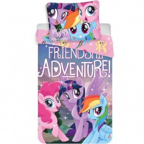 My Little Pony Dekbedovertrek Friends Adventure Multi