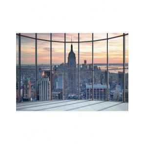 Fotobehang Empire State Building 366 cm x 253 cm