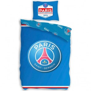 Dekbedovertrek Paris Saint Germain Blue