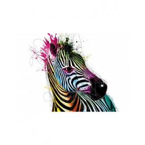Fotobehang Patrice Murciano Zebra 366 cm x 253 cm