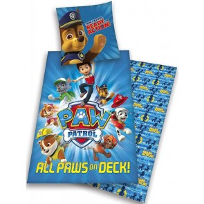 Paw Patrol Dekbed All Paws on Deck!!