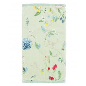 Pip Studio Baddoek Hummingbirds Green 55x100cm
