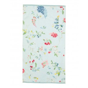 Pip Studio Baddoek Hummingbirds Blue 55x100cm
