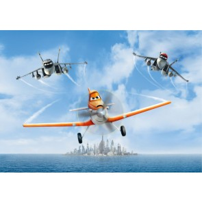 Planes Fotobehang 2D (AG Design)