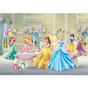 Disney Princesses Celebrate Fotobehang 4D (AG Design)