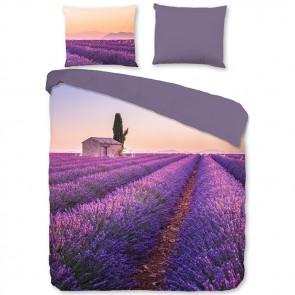Pure Dekbedovertrek Lavender
