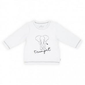 Jollein Shirt Lange Mouw 62/68 Safari Black White