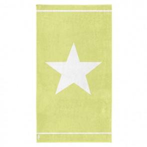 Seahorse Strandlaken Star Yellow