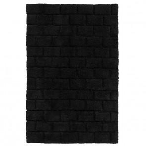 Seahorse Metro Badmat Black 60 x 90 cm