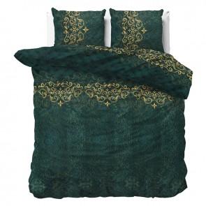 Sleeptime Dekbedovertrek Chrone Green