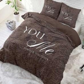 Sleeptime Dekbedovertrek Love For You And Me