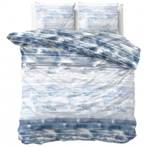 Sleeptime Dekbedovertrek Shibori Tiles