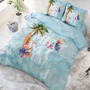 Sleeptime Miami Summer Dekbedovertrek