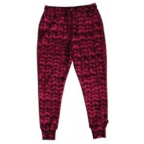 Snurk Broek Man Twirre Burgundy Red