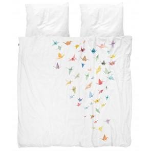 Snurk Dekbedovertrek Crane Birds