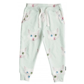 Snurk Kids Broek Crazy Cat Eyes