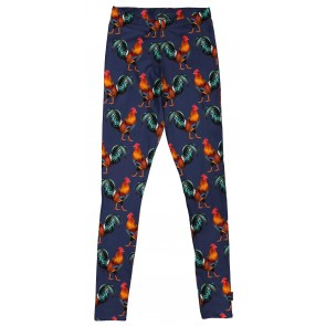 Snurk Legging Woman Rooster