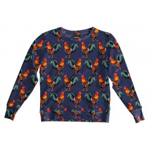 Snurk Sweater Woman Rooster